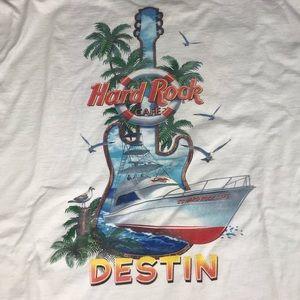 "Hard Rock Cafe T-Shirt ""Destin"""